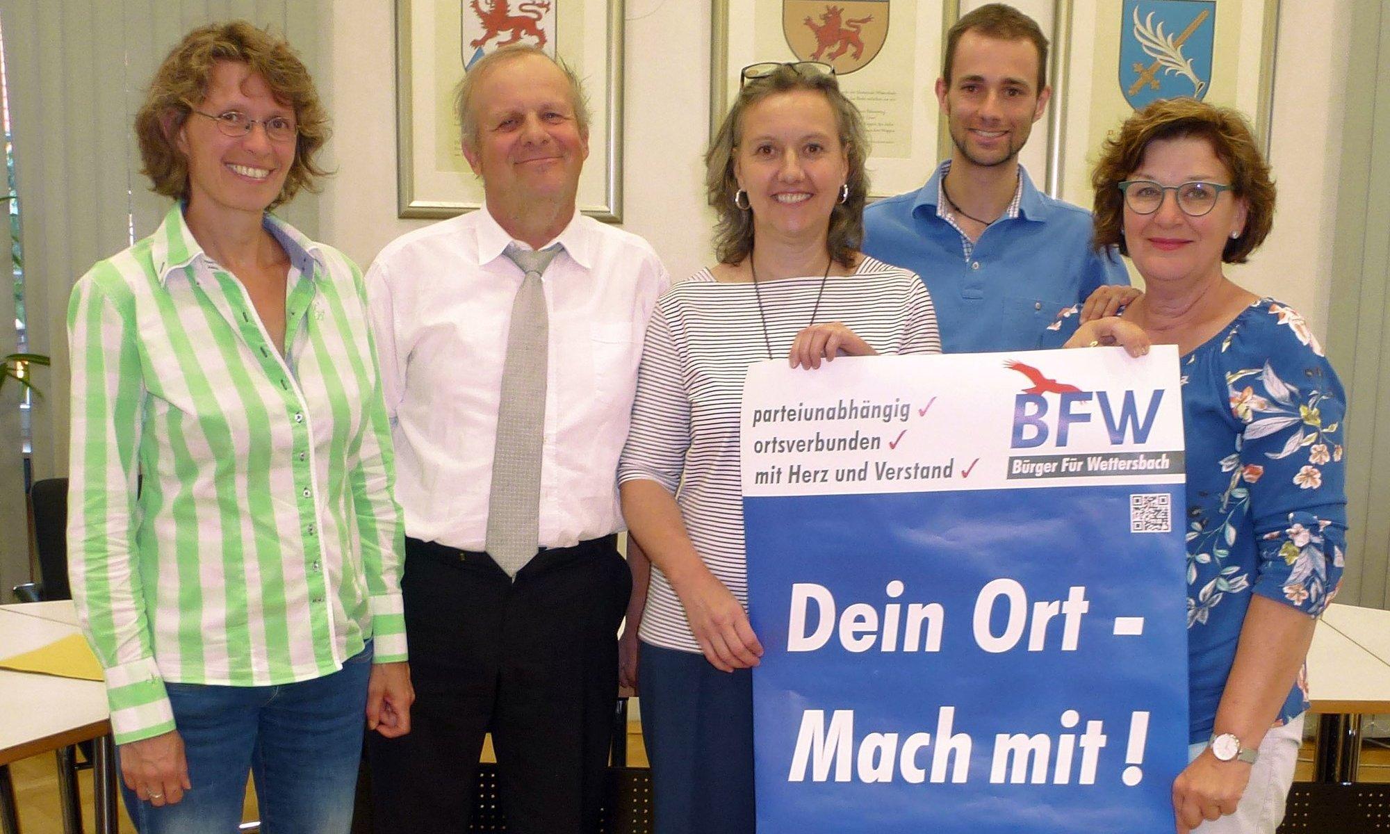 BFW - Bürger für Wettersbach